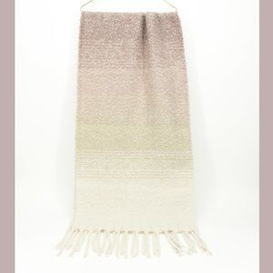 Mer Sea Ombre Oversized Scarf